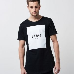 Things To Appreciate TTA Square 2 Tee Black