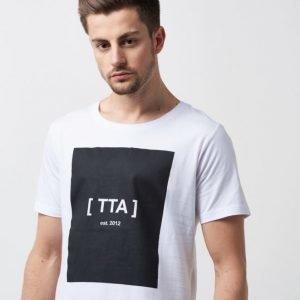 Things To Appreciate TTA Square 2 Tee White