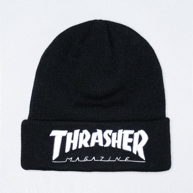 Thrasher Embroidered Logo -pipo