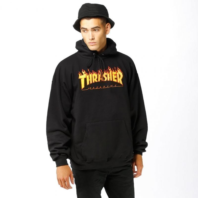 Thrasher Flame -huppari