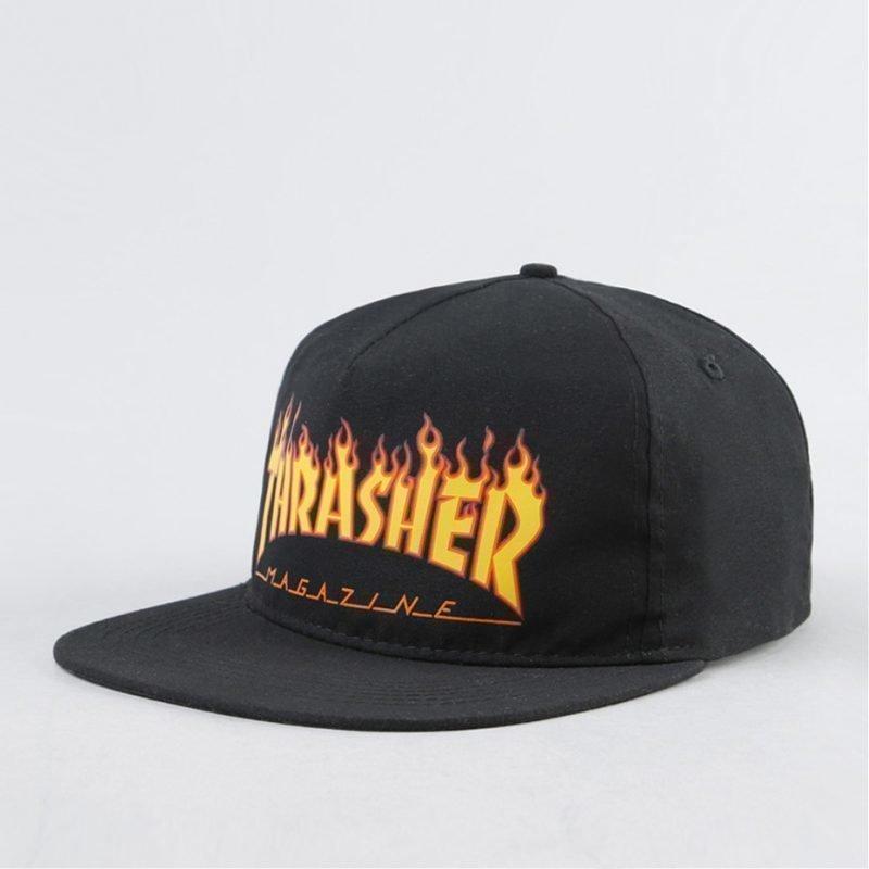 Thrasher Flame -lippis