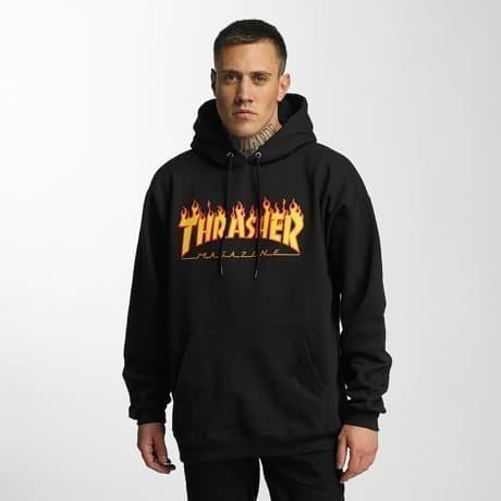 Thrasher Huppari Musta