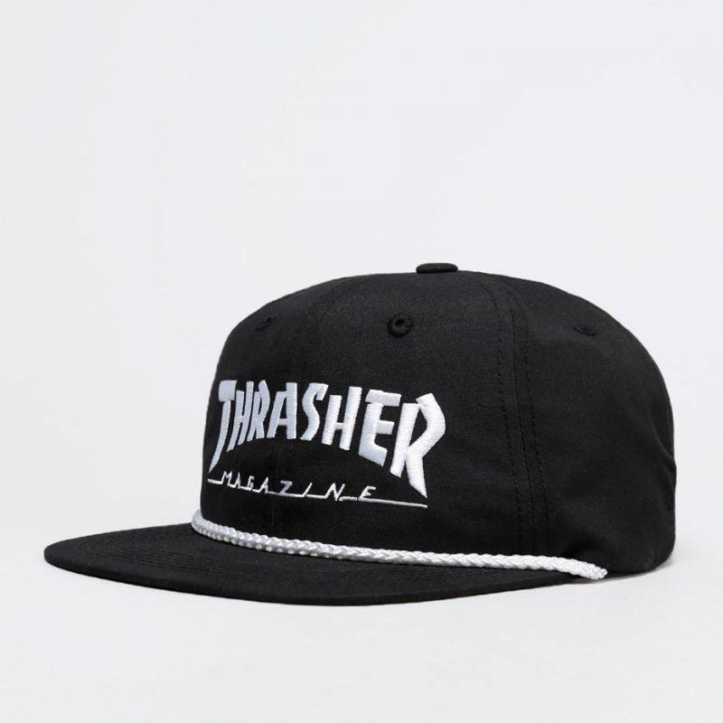 Thrasher Logo Rope -lippis