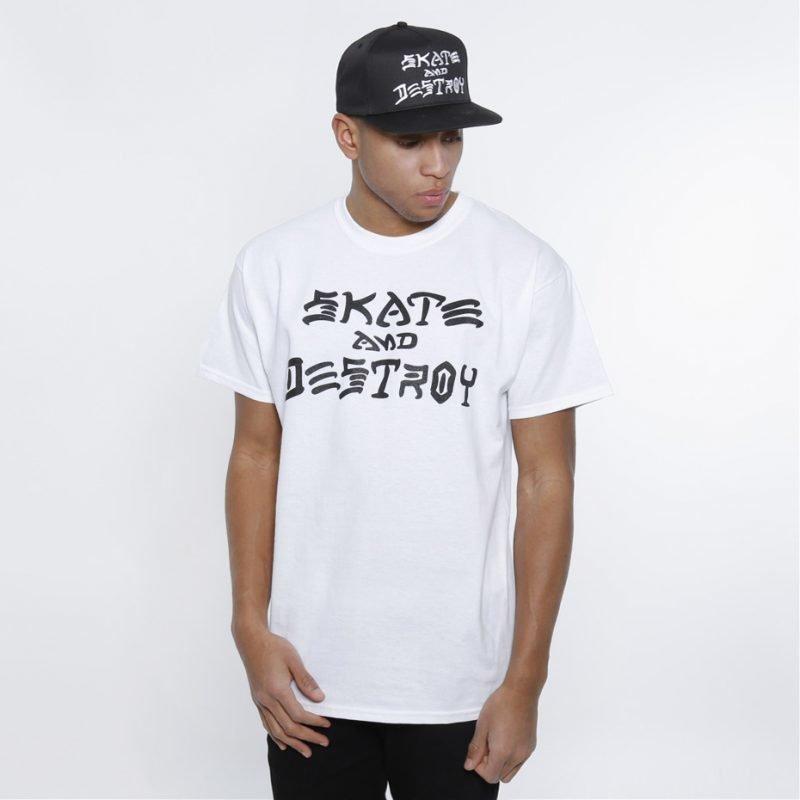 Thrasher Skate & Destroy -t-paita