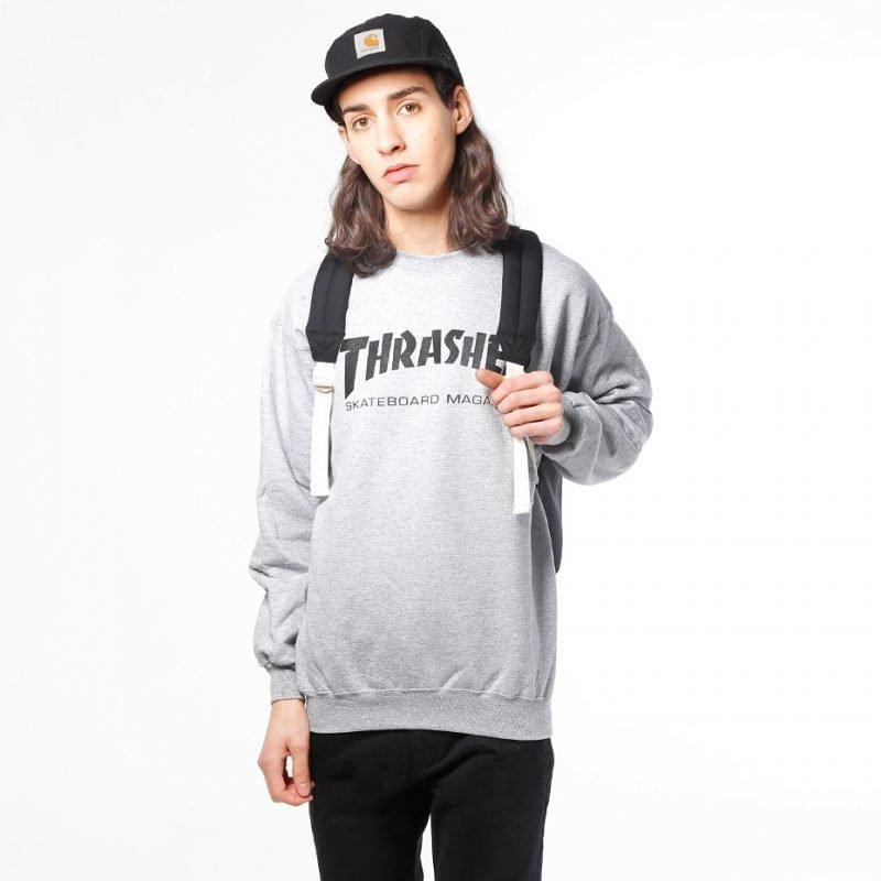 Thrasher Skate Mag -college