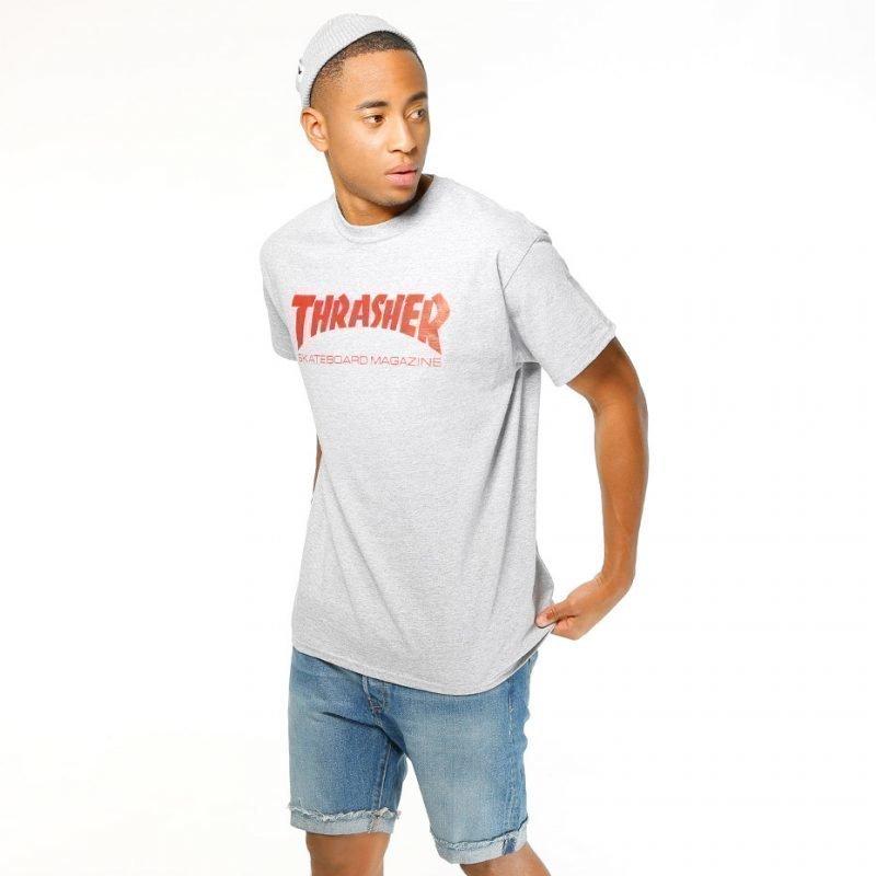 Thrasher Skate Mag -t-paita