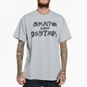Thrasher Skate and Destroy Tee