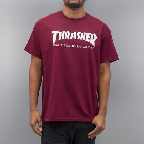 Thrasher T-paita Punainen