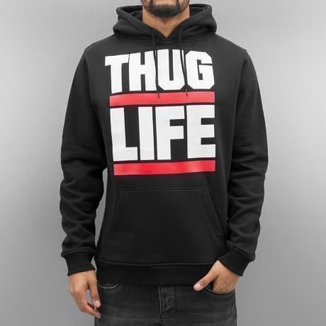 Thug Life Basic Huppari Harmaa
