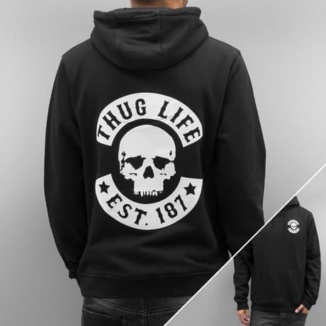 Thug Life Basic Huppari Musta