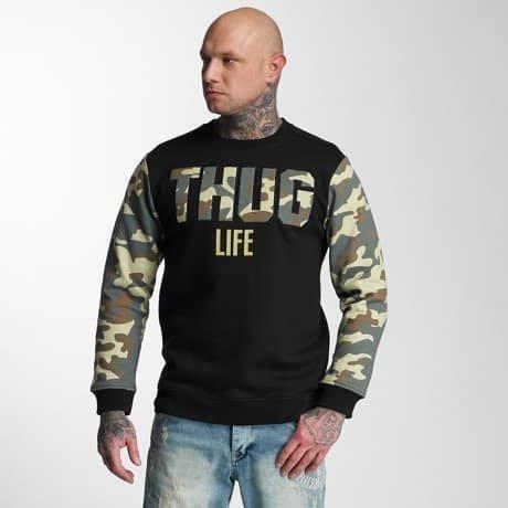 Thug Life Pusero Camouflage