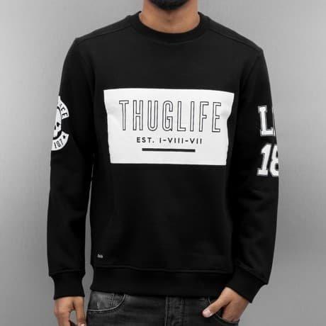 Thug Life Pusero Musta