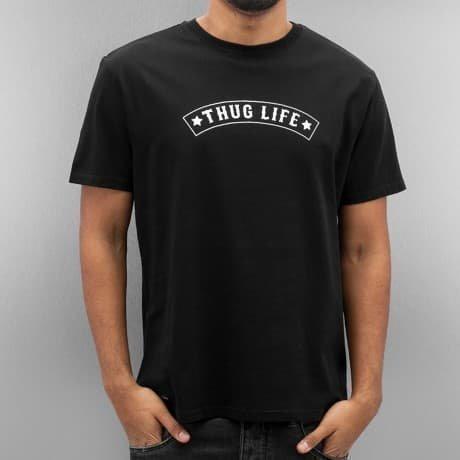 Thug Life T-paita Musta