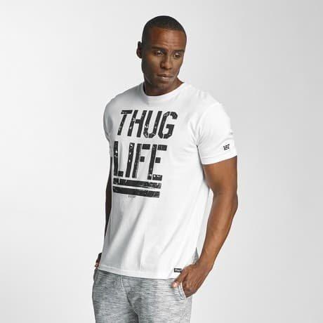 Thug Life T-paita Valkoinen