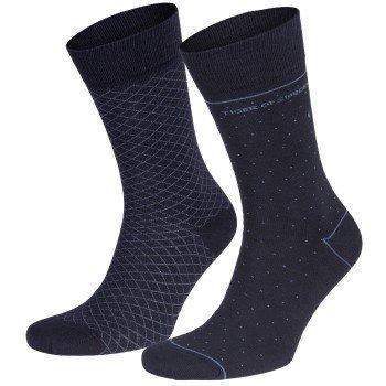 Tiger Laasio 2 Socks 2 pakkaus