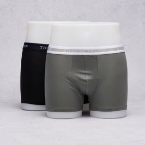 Tiger Of Sweden 2-pack Caldara Boxer 48U Black/Green