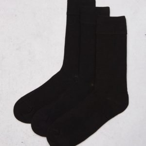 Tiger Of Sweden 3-pack Colonia Socks A02 Black
