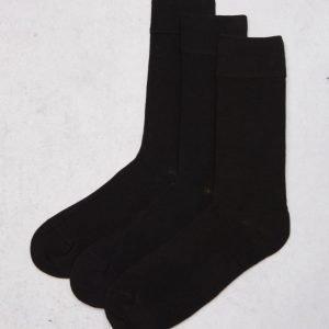 Tiger Of Sweden 3-pack Colonia Socks A02 Black