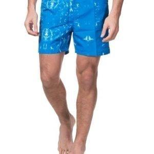 Tiger Of Sweden Bartoli Print Swim 2V4 Blue Print