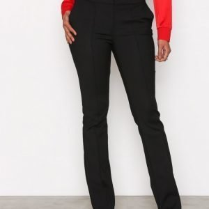 Tiger Of Sweden Bellus Trouser Housut Midnight Black