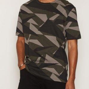 Tiger Of Sweden Jeans Biggie PR T-shirt T-paita Pattern