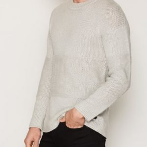 Tiger Of Sweden Jeans Boxy Pullover Pusero Ivory