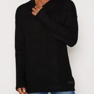 Tiger Of Sweden Jeans Boxy Pullover Pusero Musta