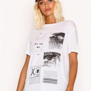 Tiger Of Sweden Jeans Dawn T-Shirt T-Paita White