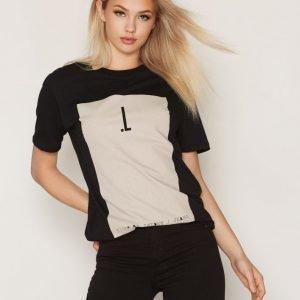 Tiger Of Sweden Jeans Fleek T-Shirt T-Paita Black