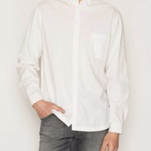 Tiger Of Sweden Jeans Mellow Shirt Kauluspaita White