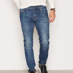 Tiger Of Sweden Jeans Pistolero Jeans Farkut Blue