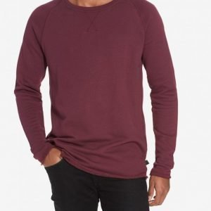Tiger Of Sweden Jeans Skooly Sweatshirt Pusero Plum