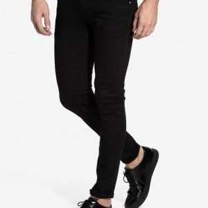 Tiger Of Sweden Jeans Slim Black Farkut Black