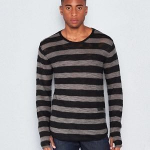 Tiger Of Sweden Rip Stripe 902 Grey Stripe