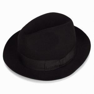 Tiger of Sweden Casella Hat Hatut Black