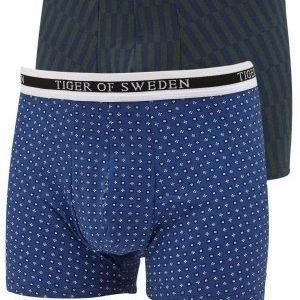 Tiger of Sweden Famiglia Underwear 2-P 256 Big Blue