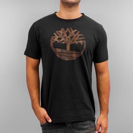 Timberland T-paita Musta