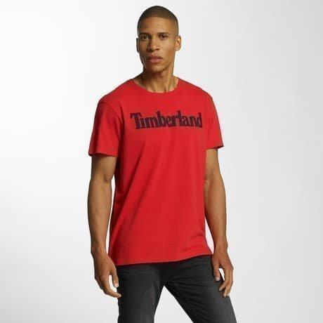 Timberland T-paita Punainen