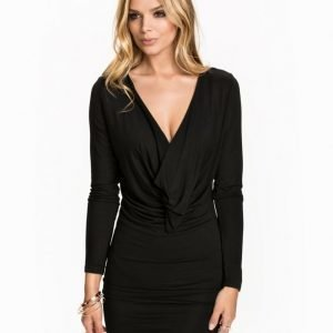 Toby Heart Ginger Mia Drape Mini Dress