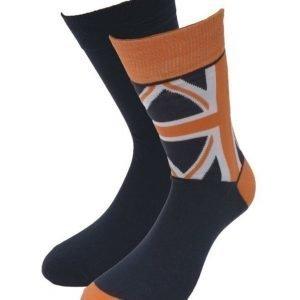 Tom Glory 2 pack Sock Union Jack Navy