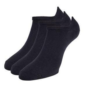 Tom Glory 3-pack Sneaker Socks Black