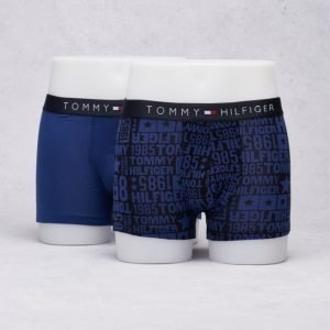 Tommy Hilfiger 2-pack Icon Trunk 493 Navy/Logo