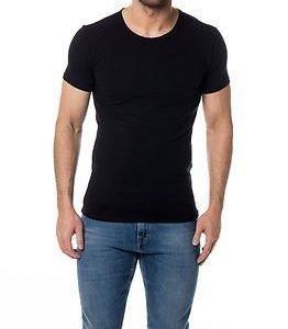 Tommy Hilfiger 3-pack Cn Tee SS Premium Essentials Black