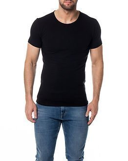 Tommy Hilfiger 3-pack Cn Tee SS Premium Essentials Black