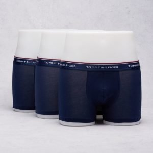 Tommy Hilfiger 3-pack Essential Trunk 409 Navy