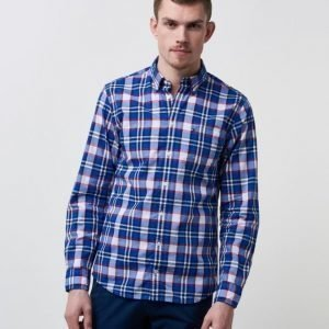 Tommy Hilfiger Amiston Check 903 Blackberry Cordial