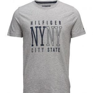 Tommy Hilfiger Austin Tee S/S Rf lyhythihainen t-paita