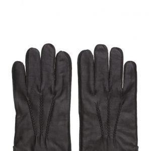 Tommy Hilfiger Basic Lthr Glove hanskat
