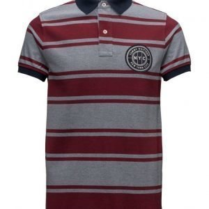 Tommy Hilfiger Baxter Stp Polo S/S Sf lyhythihainen pikeepaita