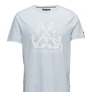 Tommy Hilfiger Berny Tee S/S Rf lyhythihainen t-paita